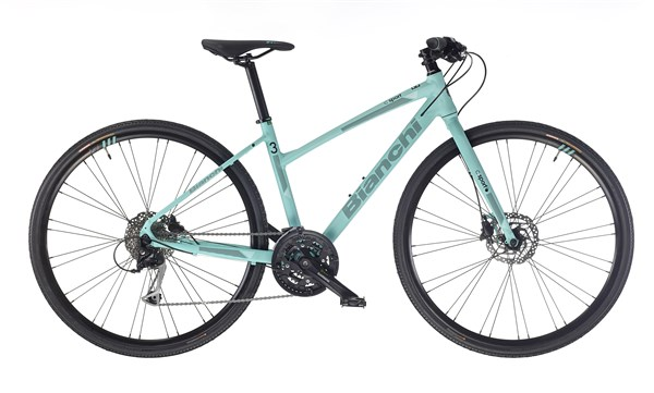 Bianchi CSport 3 Dama Womens 2019 Hybrid Sports Bike