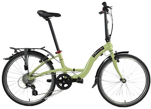 Dahon Briza D8 U 24w 2018 Folding Bike