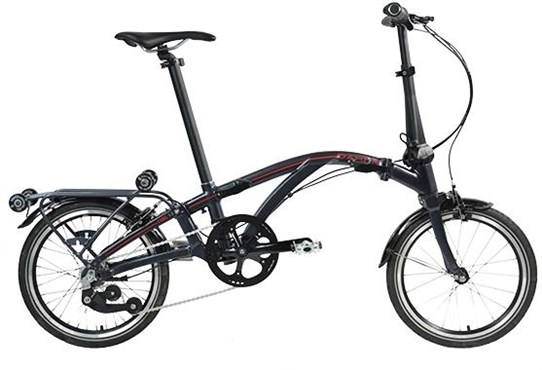 Dahon Curl I3 16w 2018 Folding Bike