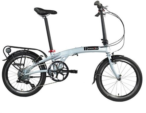 Dahon Qix D8 U 20w 2018 Folding Bike