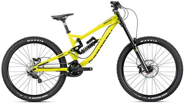 Saracen Myst AL 275 Mountain Bike 2020 Downhill Full Suspension MTB