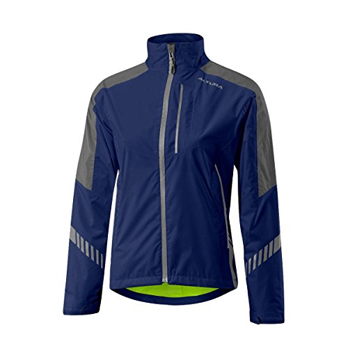 ALTURA Womens Nightvision 3 Waterproof Jacket Night Blue 14
