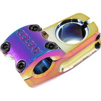 Colony Squareback BMX Stem Rainbow Finish