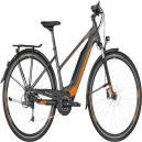 Bergamont EHorizon 60 Womens 2018 Electric Hybrid Bike